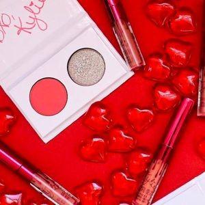 Kylie cosmetics SWEETHEART Mini Kit eyeshadow duo